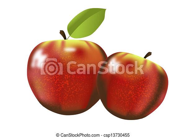 apples - csp13730455