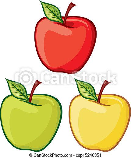 apples - csp15246351