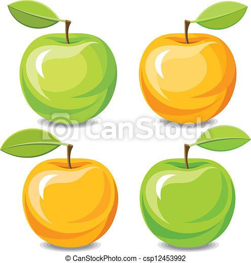 Apples - csp12453992