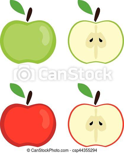 Apples - csp44355294