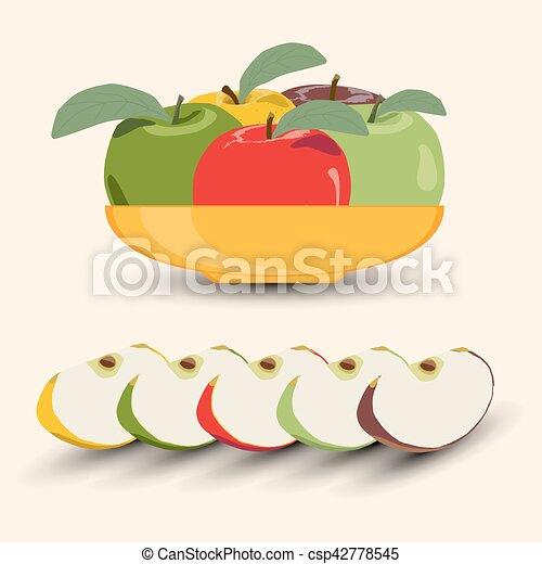 apples - csp42778545