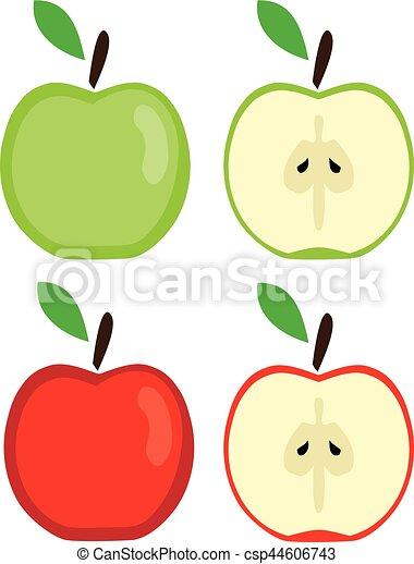Apples - csp44606743