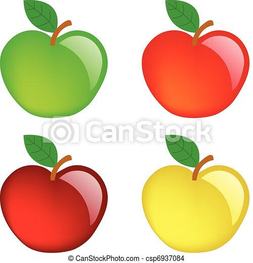 Apples - csp6937084