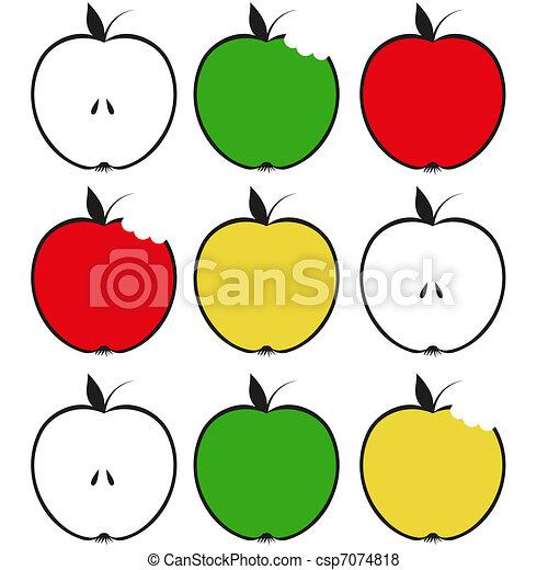 apples - csp7074818