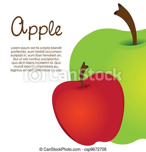 Apples - csp9672708