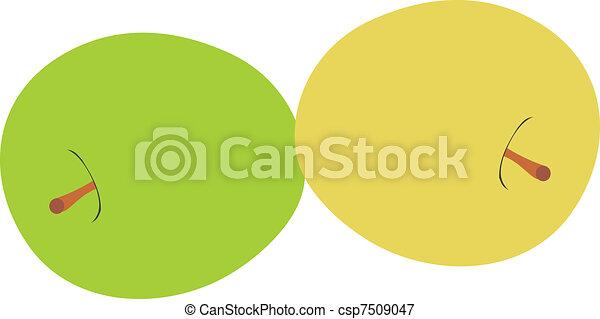 Apples - csp7509047