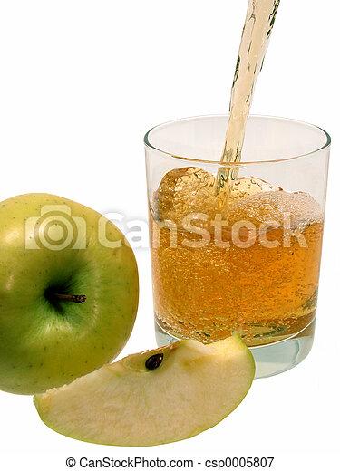 Apples & Juice - csp0005807