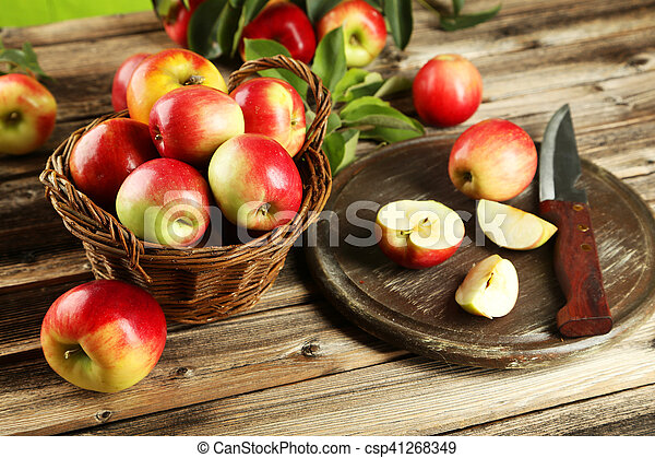 Apples - csp41268349