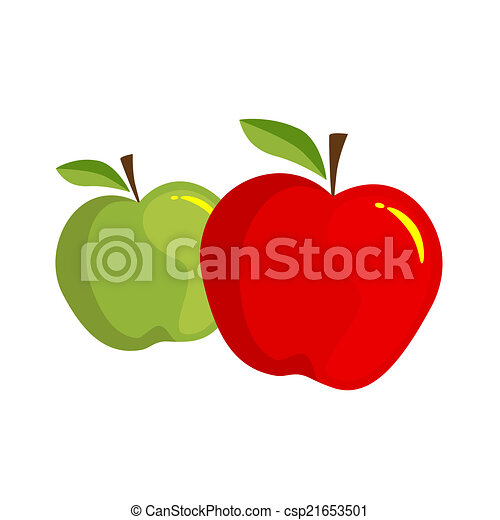 Apples - csp21653501
