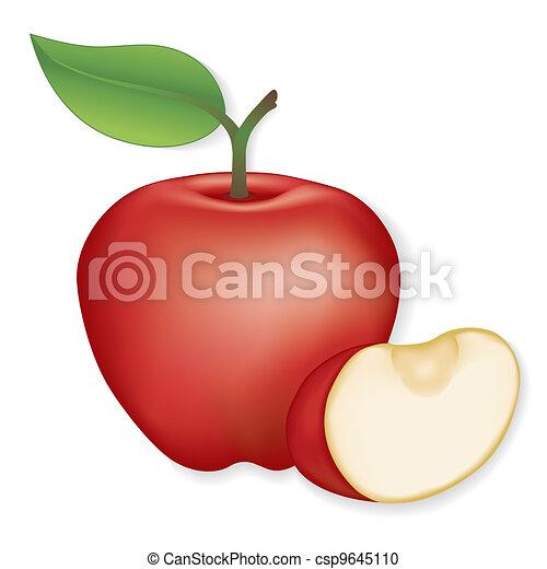 Apples - csp9645110