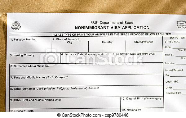 Application form - csp9780446