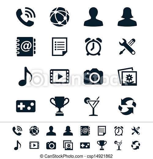 Application icons - csp14921862