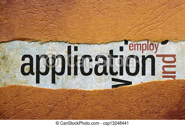 Application - csp13248441
