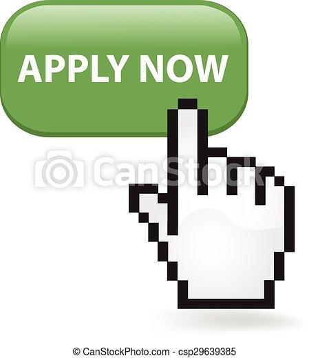 Apply Now Button - csp29639385