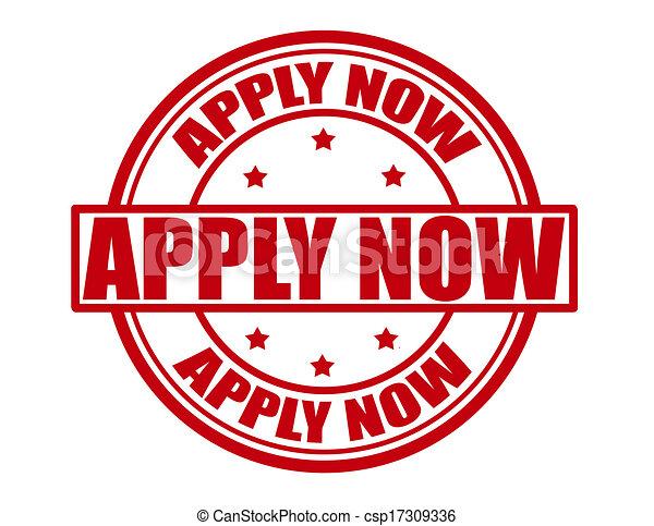 Apply now - csp17309336