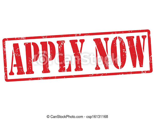 Apply now stamp - csp16131168