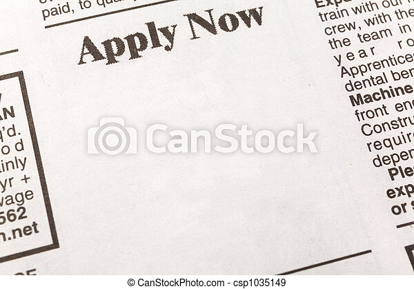 Apply Now - csp1035149