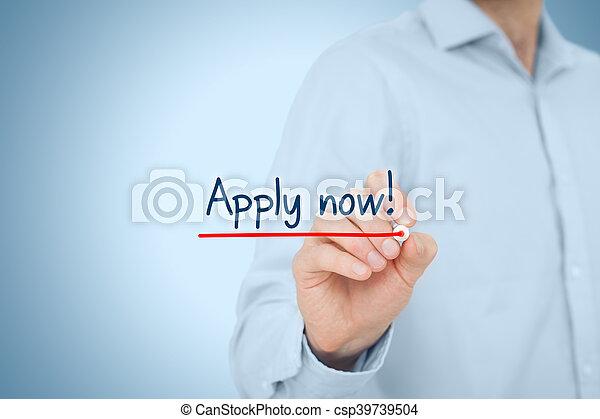 Apply now - csp39739504
