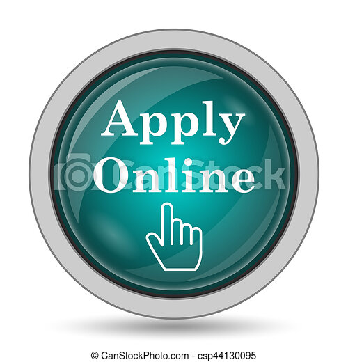 Apply online icon - csp44130095