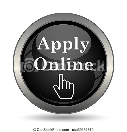 Apply online icon - csp39131310