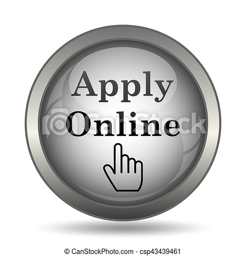Apply online icon - csp43439461