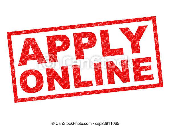 APPLY ONLINE - csp28911065