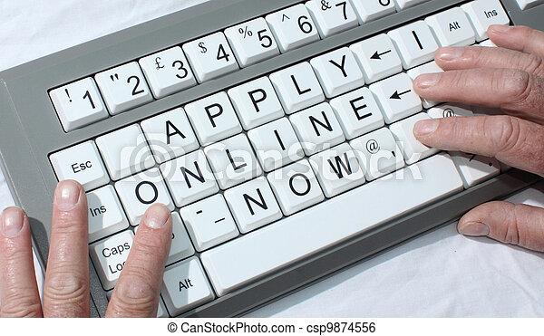 Apply online - csp9874556