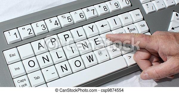 Apply online - csp9874554