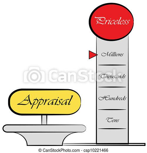 Appraisal Meter Drawing - csp10221466
