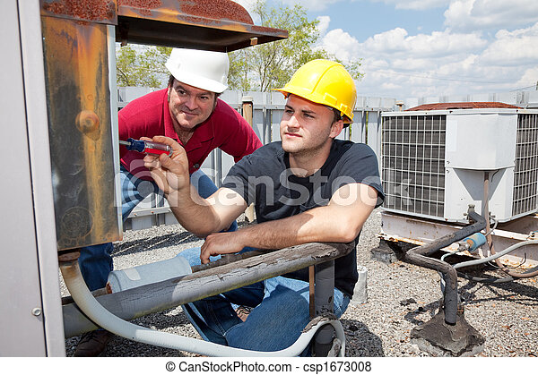 Apprentice Air Conditioning Repairman - csp1673008