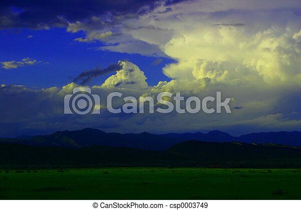Approaching Storm - csp0003749
