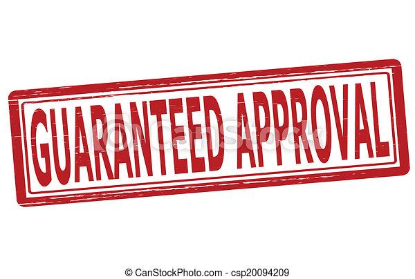 approbation, guaranteed - csp20094209