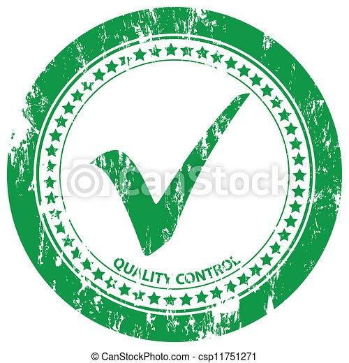 approved grunge stamp - csp11751271