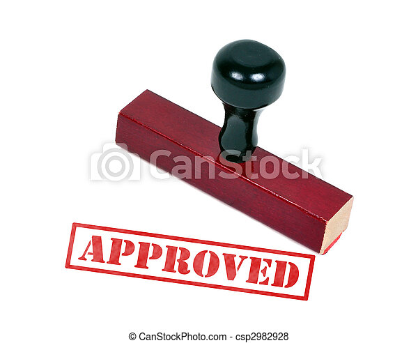 Approved - csp2982928