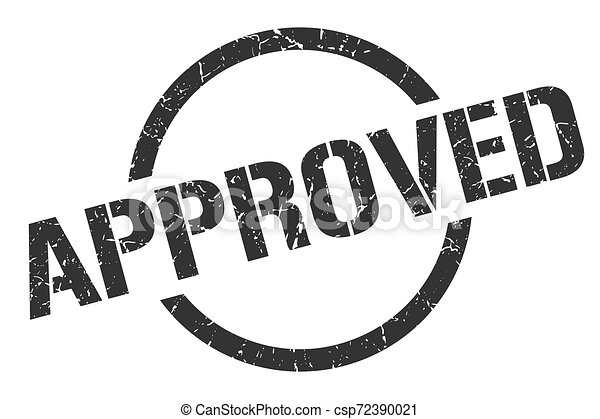 approved stamp - csp72390021