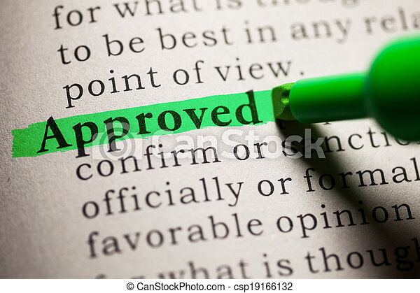 approved - csp19166132