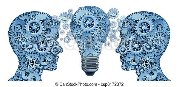 Dirige y aprende la estrategia de innovación - csp8172372