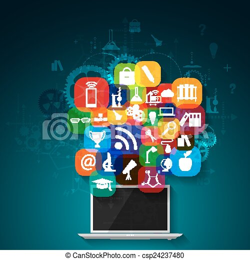 Aprendizaje en línea - csp24237480