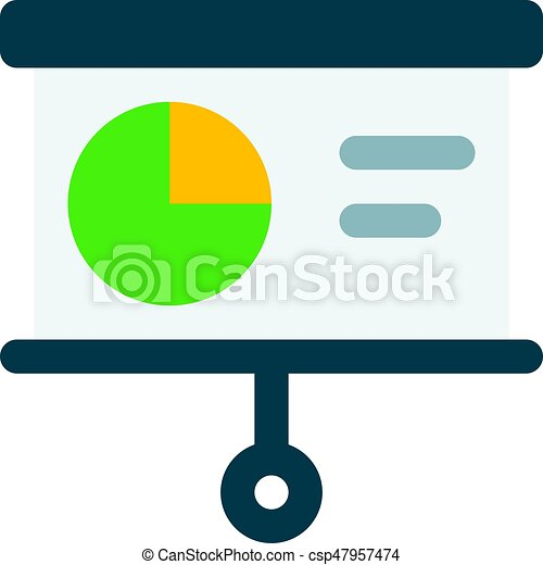 apresentação, negócio - csp47957474
