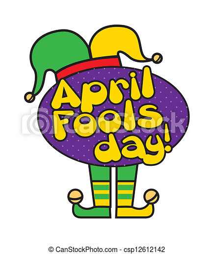 april fools day april foods day illustration with jester eps rh canstockphoto com april fools day 2017 clip art april fools day 2017 clip art