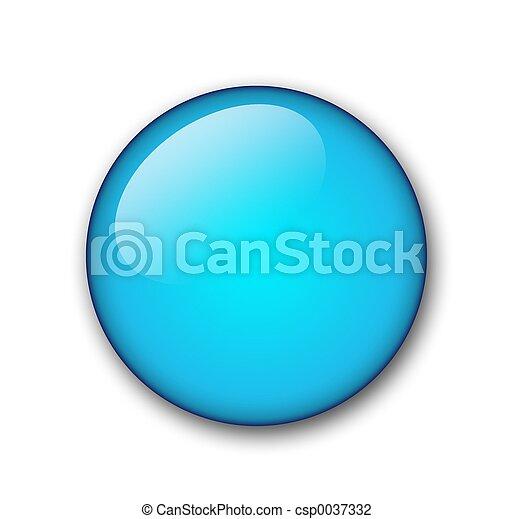 aqua button - csp0037332