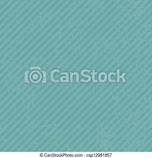 aqua, retro, fundo, textured - csp12981857
