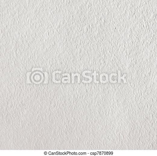 aquarelle, papier, fond, texture - csp7870899