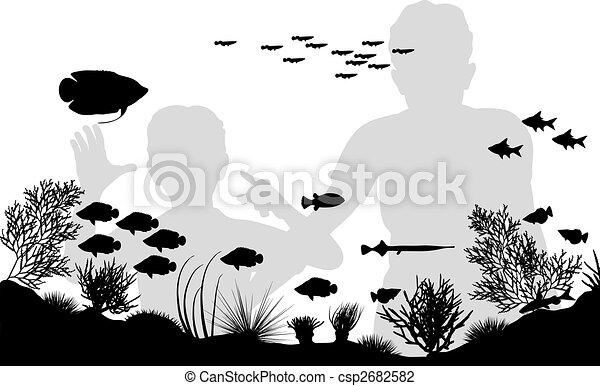 Aquarium - csp2682582