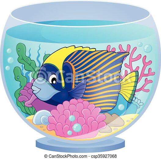 Aquarium topic image 1 - csp35927068