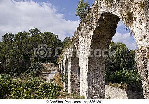 aqueduct - csp8361291