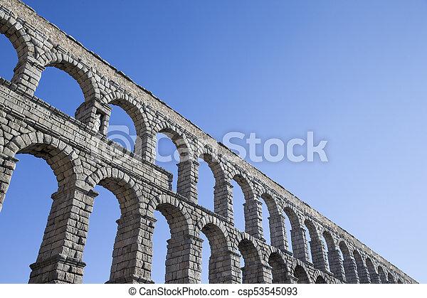 Aqueduct - csp53545093
