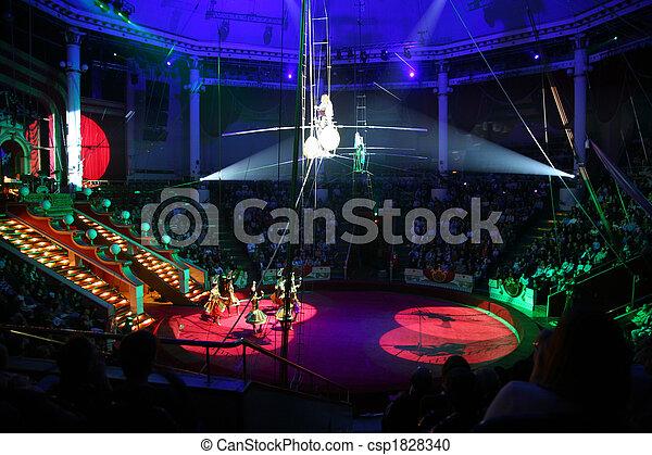 arène, 3, cirque - csp1828340