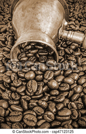 Arab coffee pot - csp47123125
