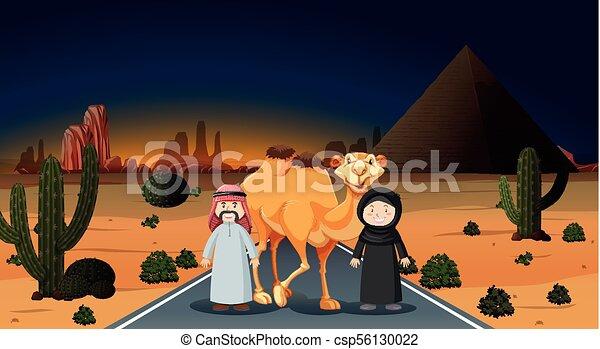 Arabisches Paar Bei Amateurfick
